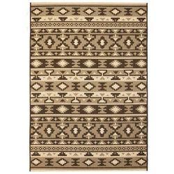 Dywan sizalowy, na zewnątrz/do wewnątrz, 80 x 150 cm, etniczny marki Vidaxl