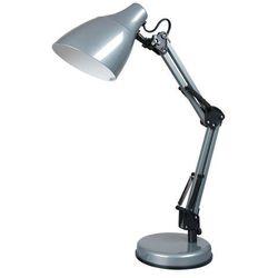 DEXTER - Lampa biurkowa Srebrna (3188000617705)