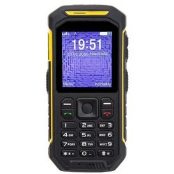 outdor wt2 dual sim | pl | walkie-talkie | faktura 23% | gwarancja 24m od producenta Telefunken