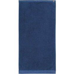 Essenza Ręcznik connect organic uni ciemnoniebieski 50 x 100 cm (8715944500920)