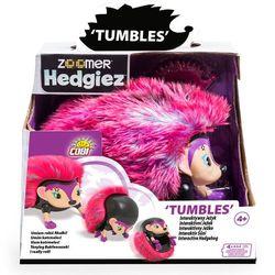 Cobi, Zoomer jeżyk Tumbles, maskotka interaktywna, fioletowo-czarny
