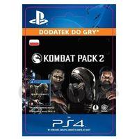 Mortal Kombat X - Zestaw Kombat 2 DLC [kod aktywacyjny], SCEE-XX-S0023828