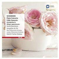 Empik.com Schumann: piano concerto, cello concerto, introduction & allegro appassionato