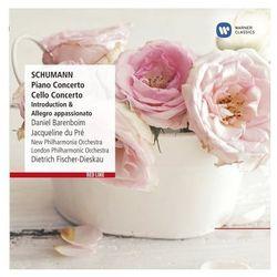 Schumann: Piano Concerto, Cello Concerto, Introduction & Allegro appassionato (składanka muzyki klasycznej)