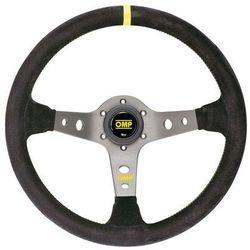 Kierownica omp corsica titanium zamsz wyprodukowany przez Omp racing