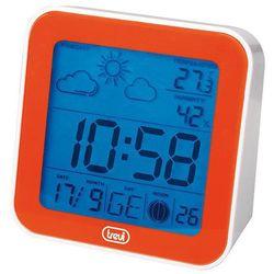 Stacja pogody mini me 3105 pomarańczowy marki Trevi