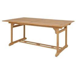 Stół rozsuwany roscana prostokątny 180/240 x 110 x 74 cm marki Blooma