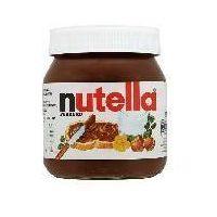 Ferrero Nutella krem do smarowania z orzechami laskowymi i kakao 350 g