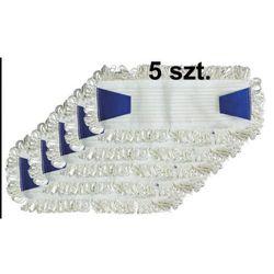 HYGIO Mop klips bawełna 204442 40cm 5 szt., 204442 5 SZTUK