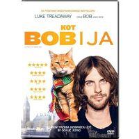 Kot Bob i ja (DVD) (5903570159534)