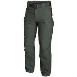 spodnie Helikon UTL jungle green UTP Policotton Ripstop XLONG (SP-UTL-PR-27), zielony w 7 rozmiarach