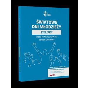Światowe dni młodzieży kolory. część 2 - marki Telewizja polska