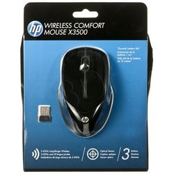 HP X3500 - produkt z kategorii- Myszy, trackballe i wskaźniki