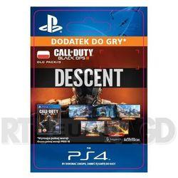 Call of duty: black ops iii - descent dlc [kod aktywacyjny] wyprodukowany przez Sony
