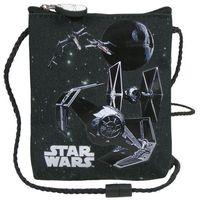 Star Wars, saszetka na sznurku, towar z kategorii: Saszetki dla dzieci