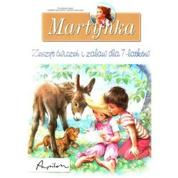 Martynka Zeszyt ćwiczeń i zabaw dla 7-latków, rok wydania (2011)