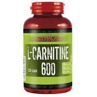 ACTIVLAB L-Carnitine 600 - 135caps (5907368835020)