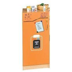 Educol - Lodówka ED dla dzieci - pomarańczowy - z kategorii- pozostałe zabawki agd