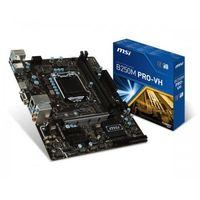 MSI B250M PRO-VH s1151 B250 2DDR4 M.2/USB3