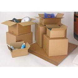 PRESSEL Karton składany 1-warstwowy 210x160x105mm brązowy 25/p