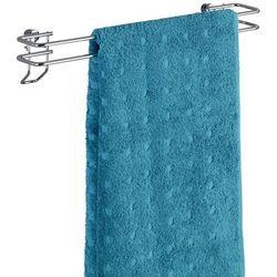 Wieszak łazienkowy na ręcznik classic - stal chromowana, marki Wenko