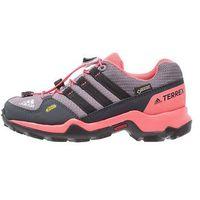 adidas Performance TERREX GTX Półbuty trekkingowe trace grey/core black/tactile pink