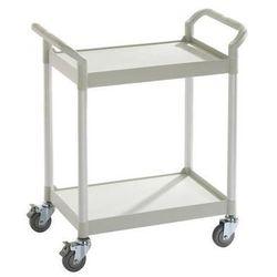 Seco Wózek uniwersalny, 2 piętra, nośność 200 kg, dł. x szer. x wys. 850x480x950 mm,