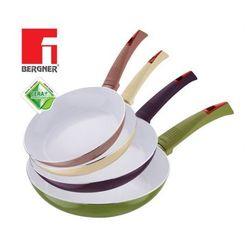 Bergner Patelnia ceramiczna 26cm ultra cera+ [bg-1282]