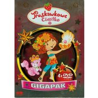 Truskawkowe ciastko gigapak 4xdvd marki Sdt-film