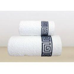 Greno Ręcznik 70x140 biały dunaj -frotex