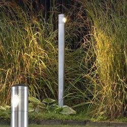 Konstsmide Monza oświetlenie ścieżek LED Aluminium, 2-punktowe - Nowoczesny - Obszar zewnętrzny - Monza - Czas dostawy: od 8-12 dni roboczych, Monza