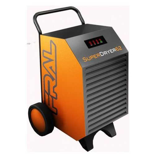 Osuszacz powietrza FRAL SuperDryer62.1 - WYSYŁKA GRATIS - produkt z kategorii- Osuszacze powietrza