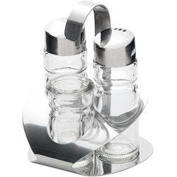 Stalgast Zestaw 3-elementowy do przypraw (sól, pieprz, wykałaczki) | , 362005