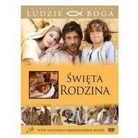 ŚWIĘTA RODZINA + film DVD (9788362377978)
