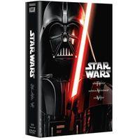 Gwiezdne Wojny. Trylogia 4-6 (3DVD)