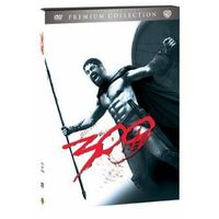 300 (2xdvd), premium collection (dvd) - zack snyder marki Galapagos films / warner bros. home video