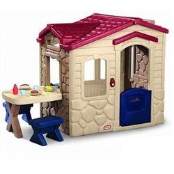 LT Domek Piknikowy PATIO z Magicznym Dzwonkiem (0050743170621)