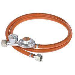 Reduktor gazowy z manometrem i wężem 1,5 mb