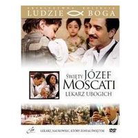 Św.józef moscati. lekarz ubogich + film dvd marki Praca zbiorowa