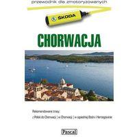 Chorwacja Przewodnik dla zmotoryzowanych Pascal, książka z ISBN: 9788376423043