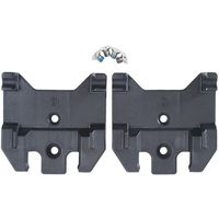 SPARK - T1 Heel Rests Pair (BLK) rozmiar: OS