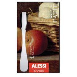Noże do masła eat.it 4 szt., marki Alessi