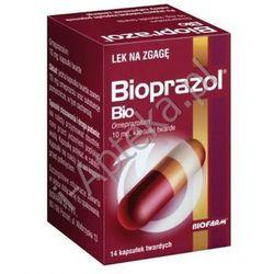 BIOPRAZOL BIO 10mg x 14 kaps. (lek na wzdęcia)