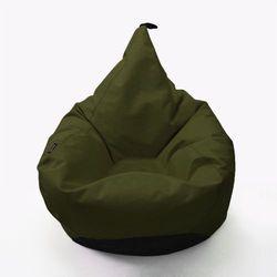 Puf TIPI XXL kolor ciemna zieleń