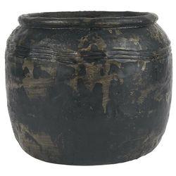 Ib Laursen - Doniczka ręcznie robiona cementowa Cesar