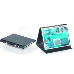 Flipchart stołowy A3 poziomy z mech. ringowym 10 kieszeni, Durable