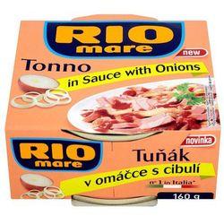 160g tuńczyk w sosie z cebulą | darmowa dostawa od 200 zł od producenta Rio mare