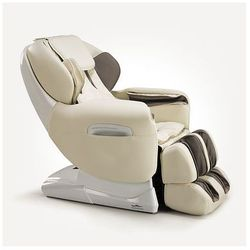 Fotel masujący Massaggio Esclusivo, kolor beżowy