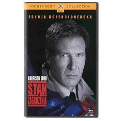 Stan zagrożenia (edycja kolekcjonerska) (DVD) - Phillip Noyce z kategorii Sensacyjne, kryminalne