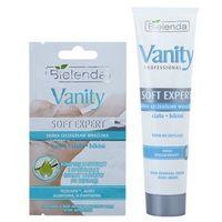 Bielenda  vanity soft expert krem do depilacji ciała o dzłałaniu nawilżającym (hair growth slowed) 100 ml
